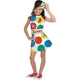 Twister barn kostume