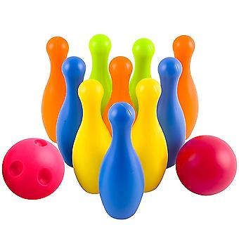 Bowling Play Set & Carry Case Deluxe