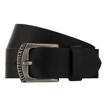 Los pantalones vaqueros de Levi BB´s cinturones hombre cinturones cuero correa negro 7831
