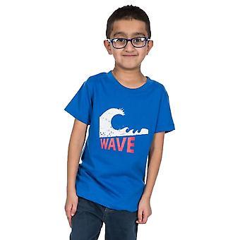 Overtredelse gutter Jakob grafikk trykte kort erme T skjorte