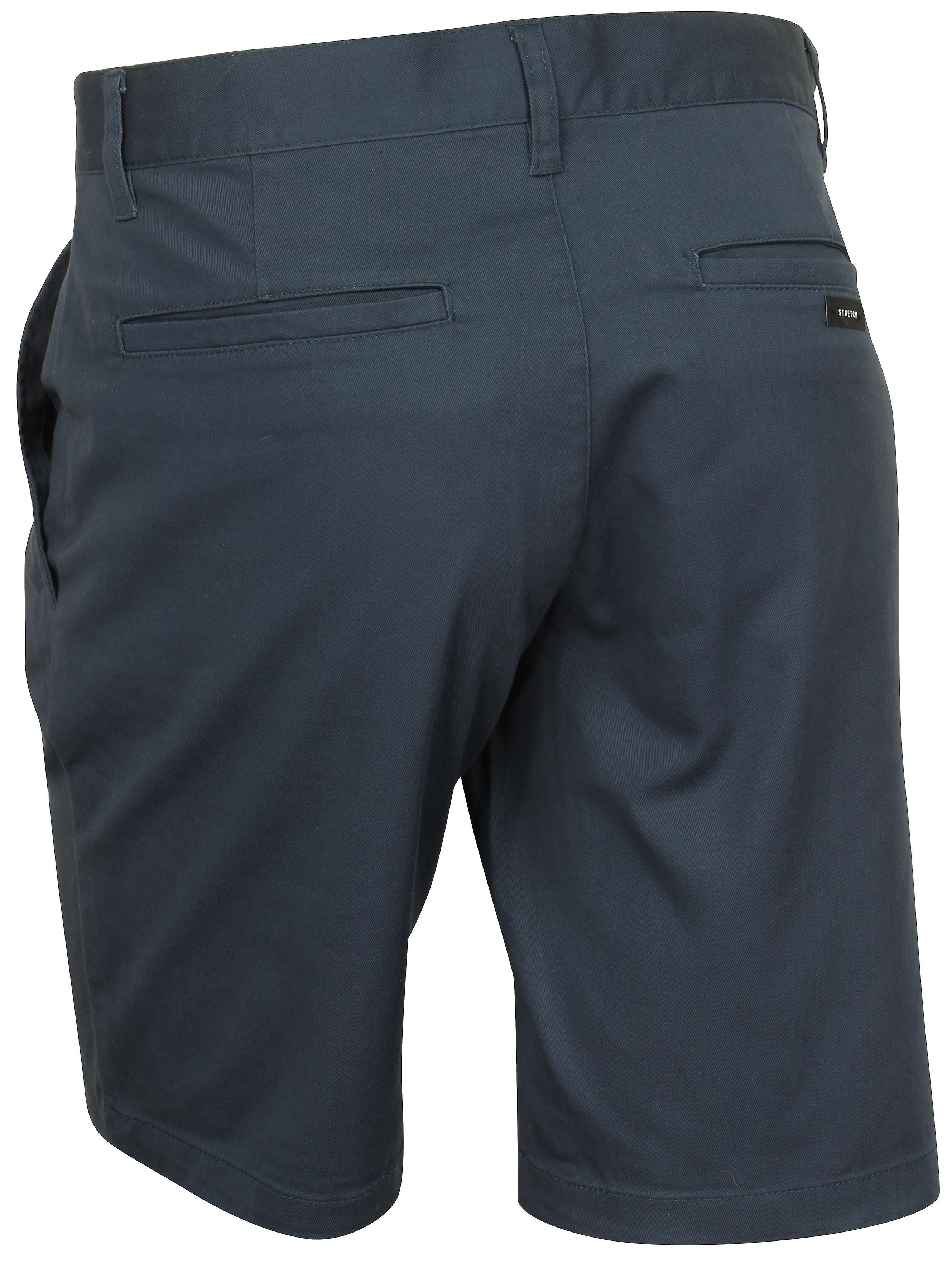 RVCA Mens VA Sport Weekend Stretch Casual Chino Shorts - Midnight Blue
