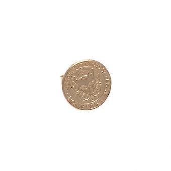 Leicester City 9ct Gold orecchini