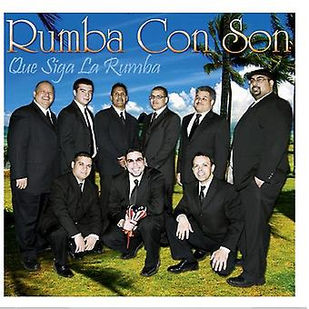 Rumba Con Son - Que Siga La Rumba [CD] USA import