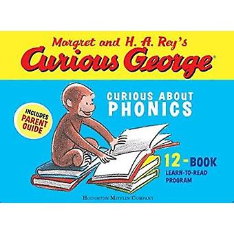Curious George - Curious about Phonics by Margret Rey - H A Rey - 9780