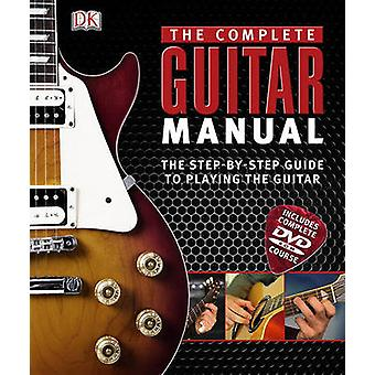 The Complete Guitar Manual by DK Publishing - Jason Sidwell - DK - 97