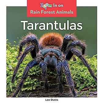 Tarantulas by Leo Statts - 9781680791969 Book