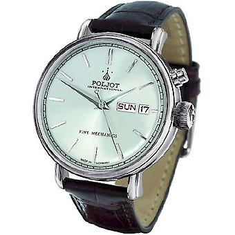 Basilica by Poljot International Men's Watch New Yaroslavl Automatic 2427,1540991