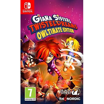 Giana Sisters Twisted Dream-Edycja Owlna Nintendo Switch gry