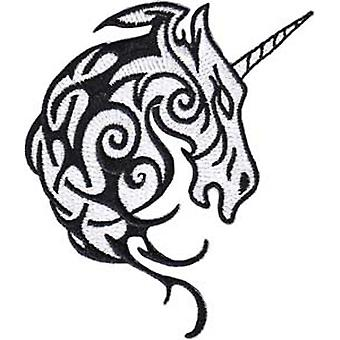 Patch - Animals - Tribal Head Iron On Gifts New Licensed p-4130