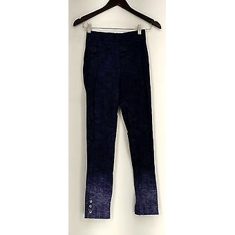 Slimming Options for Kate Mallory Leggings Waistband Leggings Purple A434323