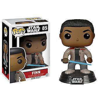 Star Wars Finn with Lightsaber US Exclusive Pop! Vinyl