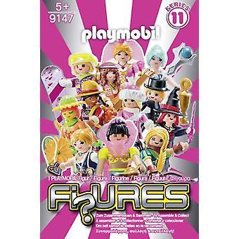 Playmobil Figures girl series 11 playmobil