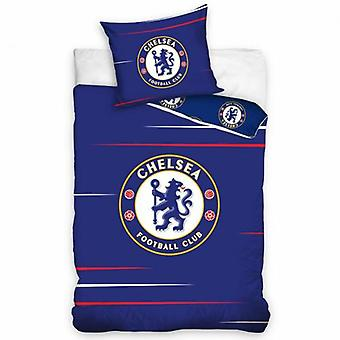 Chelsea F.C. Single Duvet Set TS