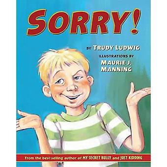 Sorry by Mauri Manning - 9781582461731 Book