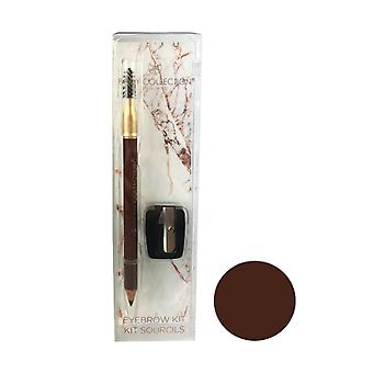 Body Collection Eyebrow Pencil With Sharpener ~ Dark Brown