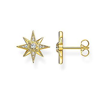 THOMAS SABO Donna vermeil Pert earrings H2081-414-14