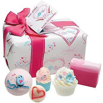 Liefde vogels cadeauset