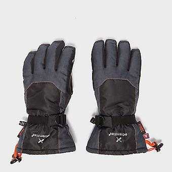 New Extremities Men's Torres Peak Snowsports Ski Gloves Black