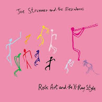 Joe Strummer & the Mescaleros - Rock Art & the X-Ray Style [Vinyl] USA import