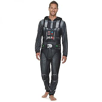 Star Wars Darth Vader Micro Fleece Union Suit