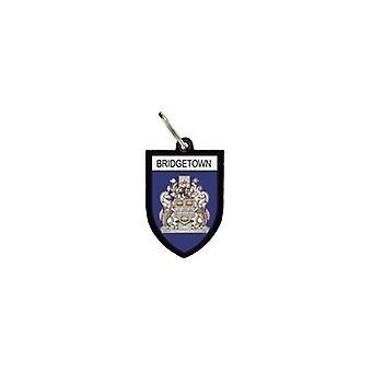 Door Cles Keys Cle Flag Collection City Blason Bridgetown Barbados