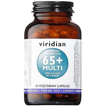 Viridian 65multi Veg Caps 60 (108)