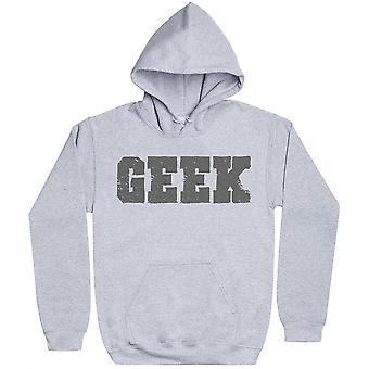 GEEK - Mens Hoodie