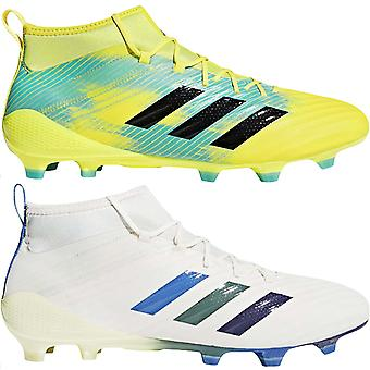 adidas Performance Mens Predator Flare FG Rugby Shoes Trainers Boots