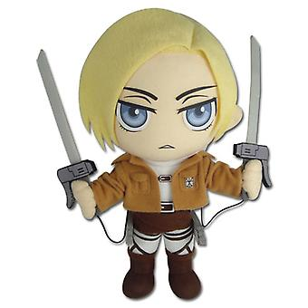 Plush - Attack on Titan - New Annie Soft Doll Toys Anime Licnesed ge52575