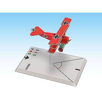 Wings of Glory expansion pack-von Richthofen Fokker Dr. I