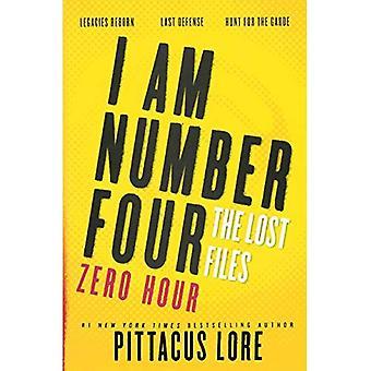 Jag Am nummer fyra: förlorade filer: Zero Hour (Lorien arven: förlorade filer)
