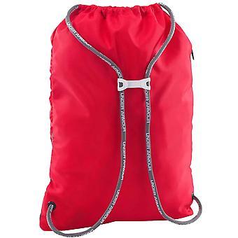 Under Armour mens onmiskenbaar Sackpack casual koord sportschool sport tas-rood