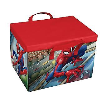 Jeux de tapis de boîte Spiderman
