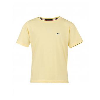 Lacoste Classic Logo korte mouwen T-shirt