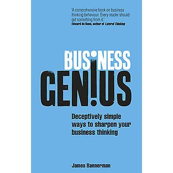 Business Genius by James Bannerman