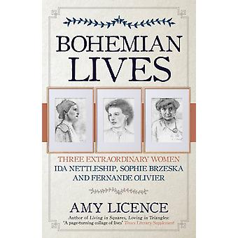 Bohemian Lives by Amy Licence