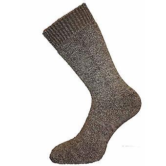 HJ Hall Rambler Walking Outdoor Sock HJ 800 4-7 Granary