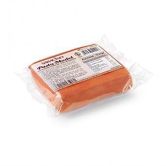 Saracino Modelling Pasta - Arancione 250g - PACCHETTO BULK Di 6