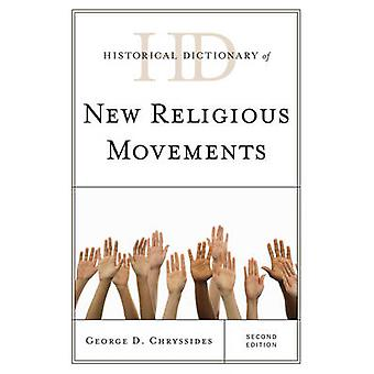HD of New Religious Movements by Chryssides