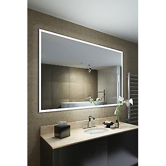 Audio Bathroom Frosted Edge Lit Mirror With Bluetooth,Sensor k1421aud