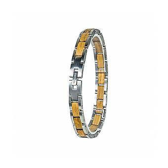 Element Bracelet Wadtime Barrique Silver Colored - EL-S03
