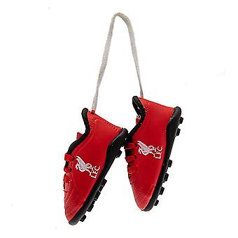 Liverpool FC Official Football Boots Car Mirror Hanger