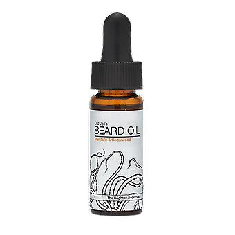 The Brighton Beard Co. Mandarin & Cedarwood Beard Oil 10ml
