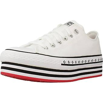 Converse Sport / Converse Lift Color White Sneakers