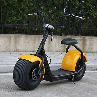 Stuff Certified® City Coco Smart E Electric Scooter Harley Pro - 18