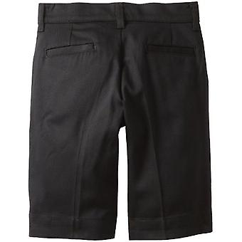 Dickies Big Girls' Stretch Bermudas Short, Black, 12