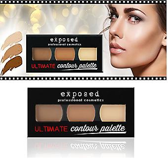 Exposed Ultimate Contour Palette