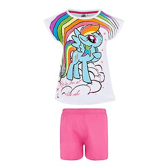 My little pony girls pyjamas set