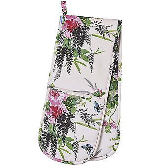 Kitchen Accessories Madame Apron, Double Oven Glove, Mitt , Tea Towel & Reusable Shopping Bag
