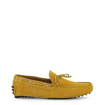 Made in Italia Original Men Spring/Summer Moccasin - Yellow Color 33832